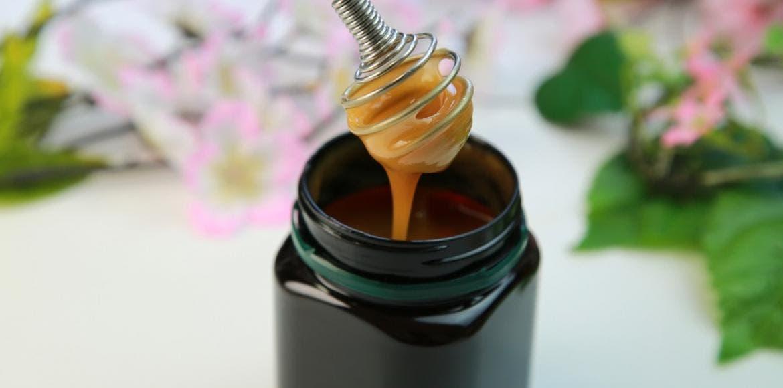 miel de thym helicobacter
