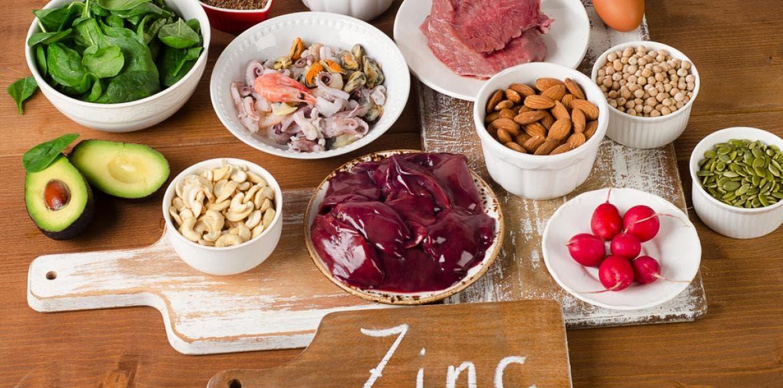 Les aliments les plus riches en zinc | LaNutrition.fr